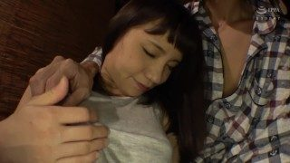 28-year-old Pregnant asian petite messing around and fucking (censored)
